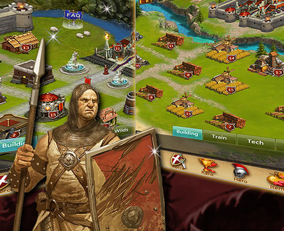 Astuces War of Ages triche ios tout largent War of Ages cheats francaise