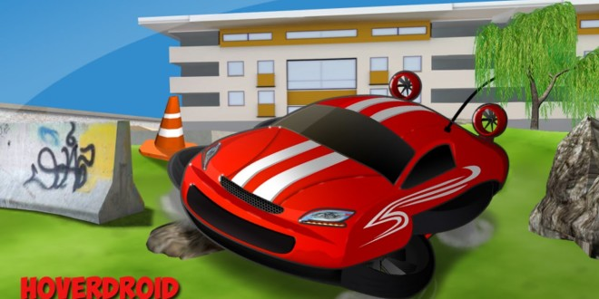 Astuces Hoverdroid 3D triche  Hoverdroid 3D : RC hovercraft