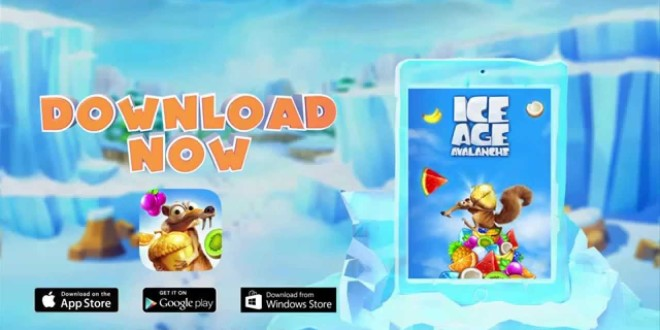 Astuces Ice Age Avalanche triche gold coins
