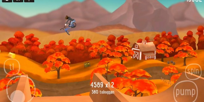 Astuces Pumped BMX 2 triche ios android