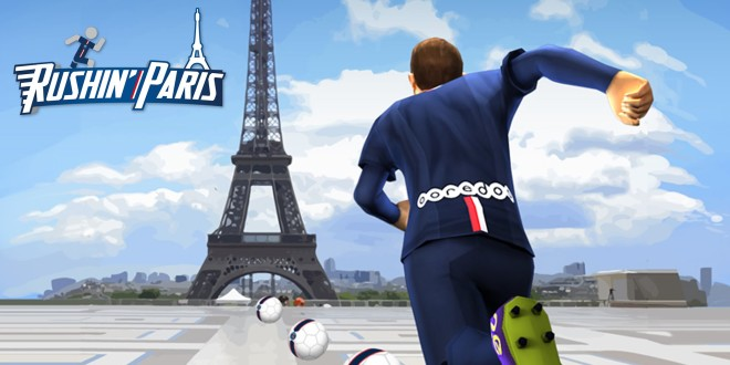 Astuces Rushin' Paris triche iOS