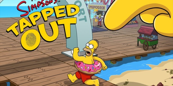 Astuces Simpsons Springfield triche donuts