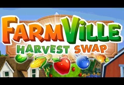 Astuces FarmVille Harvest Swap triche ios et android diamants
