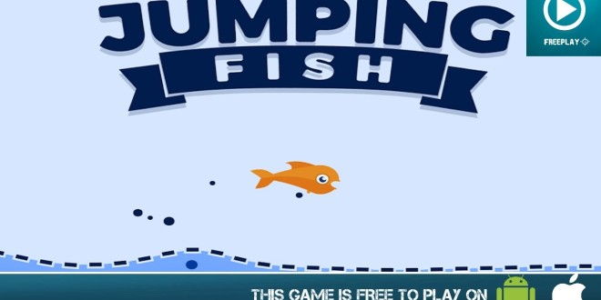 Astuces Jumping Fish triche ios et android (highscore et poisson rouge)