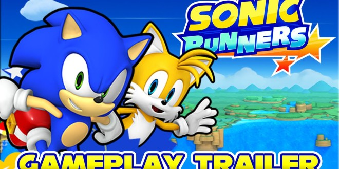 astuces SONIC RUNNERS triche RSR