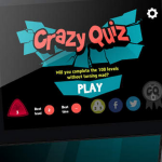 crazy quiz ios jeu