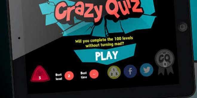 Astuces Crazy Quiz triche ios