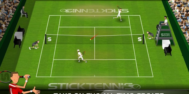 astuces Stick Tennis Tour triche ios android