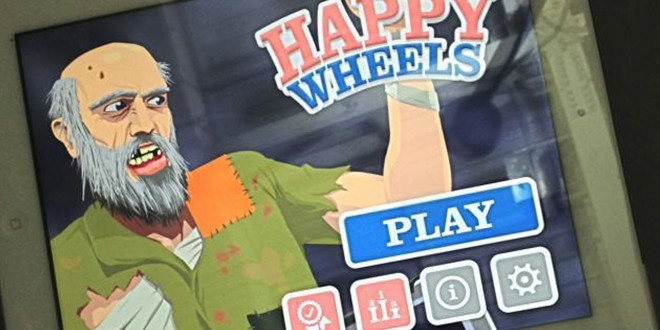 Astuces Happy Wheels triche ios android