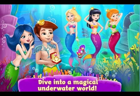 Astuces Mermaid Princess triche ios